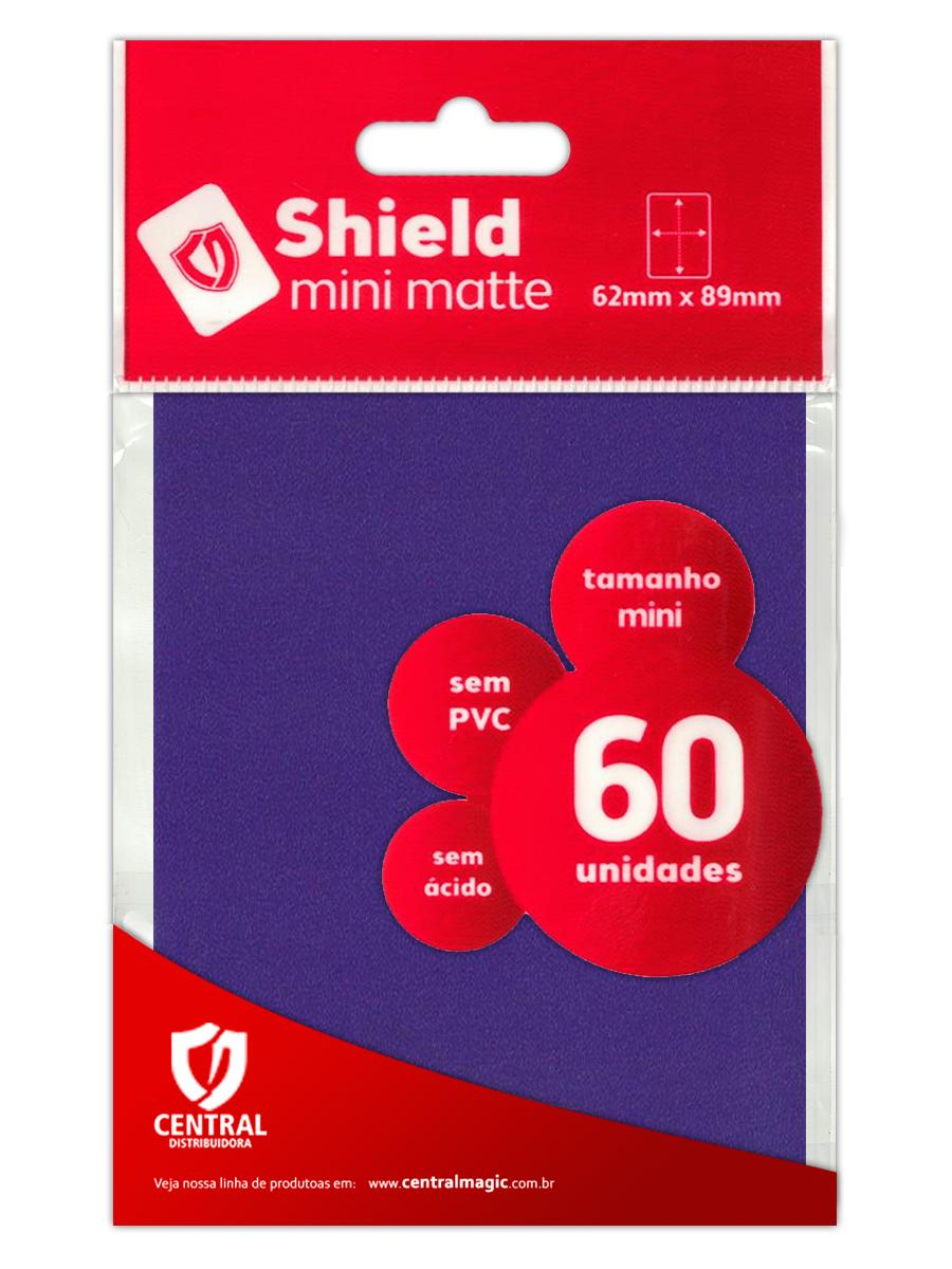 Sleeves Shield Small 60 unidades Central