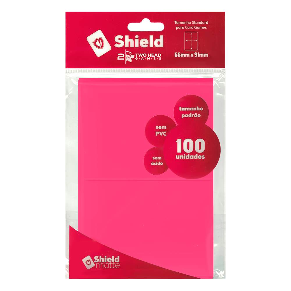 Sleeves Shield Standard 100 unidades Central