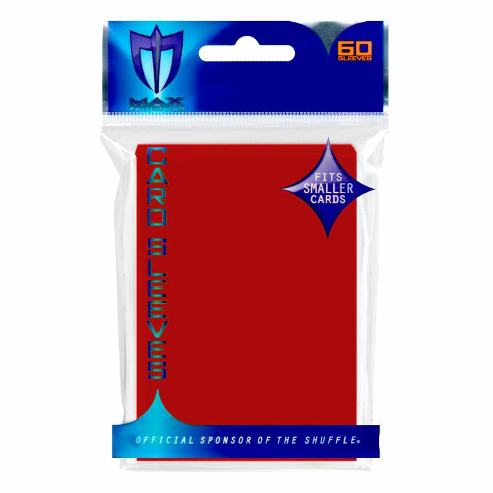 Sleeves Small 60 Unidades Max Protection
