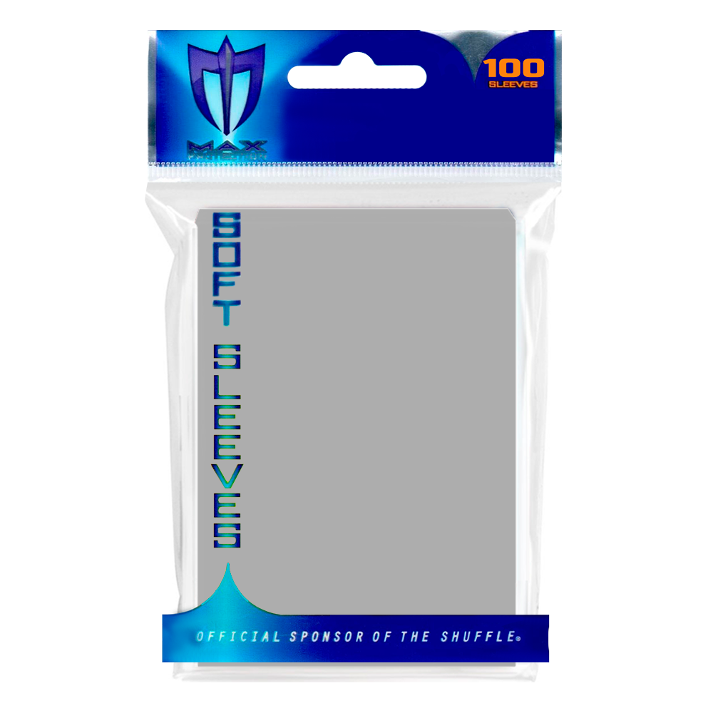 Sleeves Standard 100 Unidades Soft Max Protection