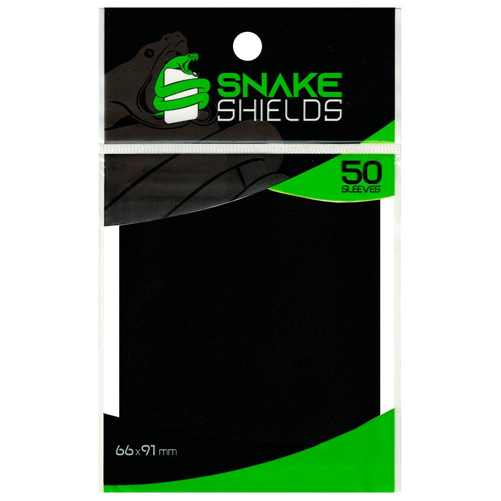 Sleeves Standard 50 Unidades Snake Shield