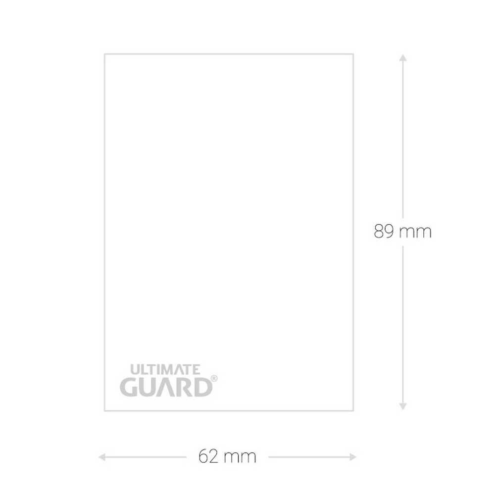 Sleeves Yugioh Transparentes Premium Soft Ultimate Guard