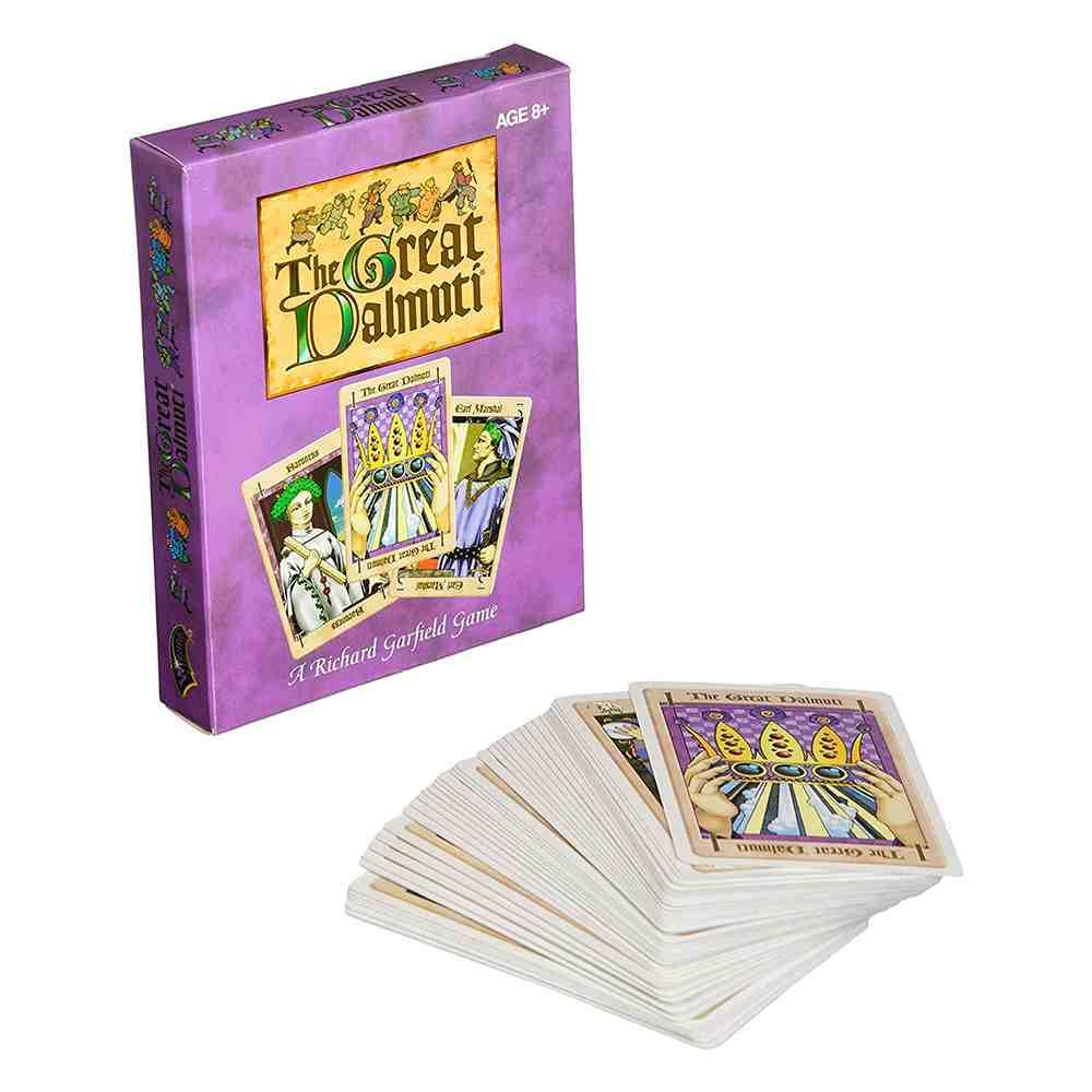 The Great Dalmuti Jogo de Cartas Hasbro