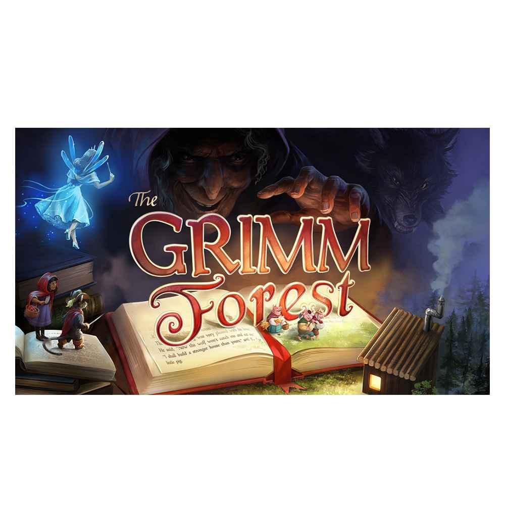 The Grimm Forest Jogo de Tabuleiro