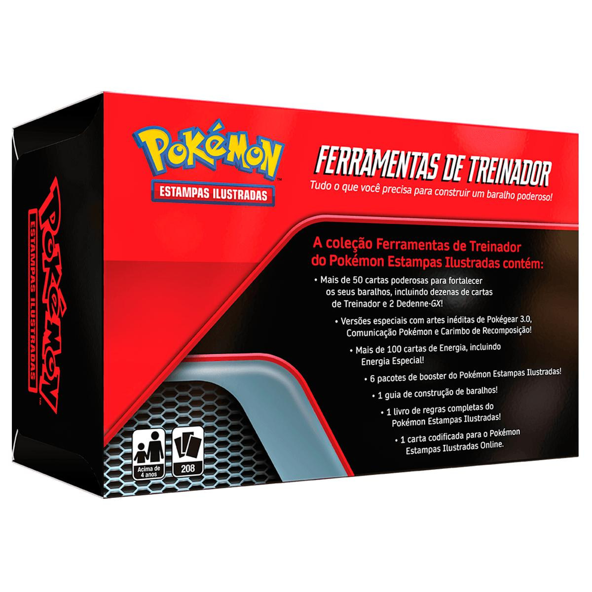 Toolkit Pokémon Ferramentas de Treinador