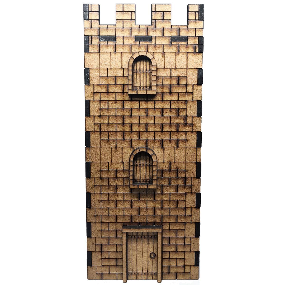 Torre da Guarda Para Cenário RPG Bucaneiros