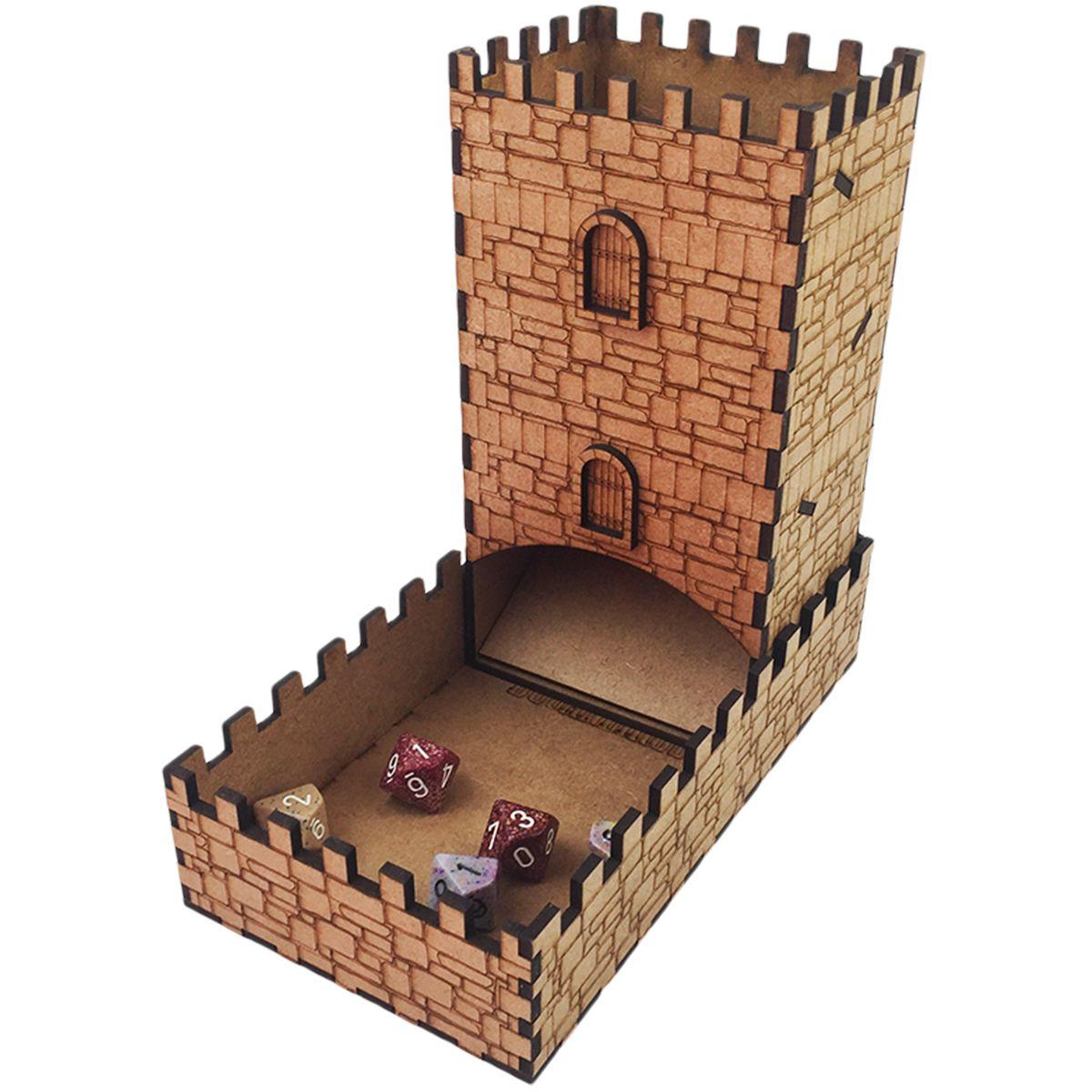 Torre de Dados Medieval Bucaneiros
