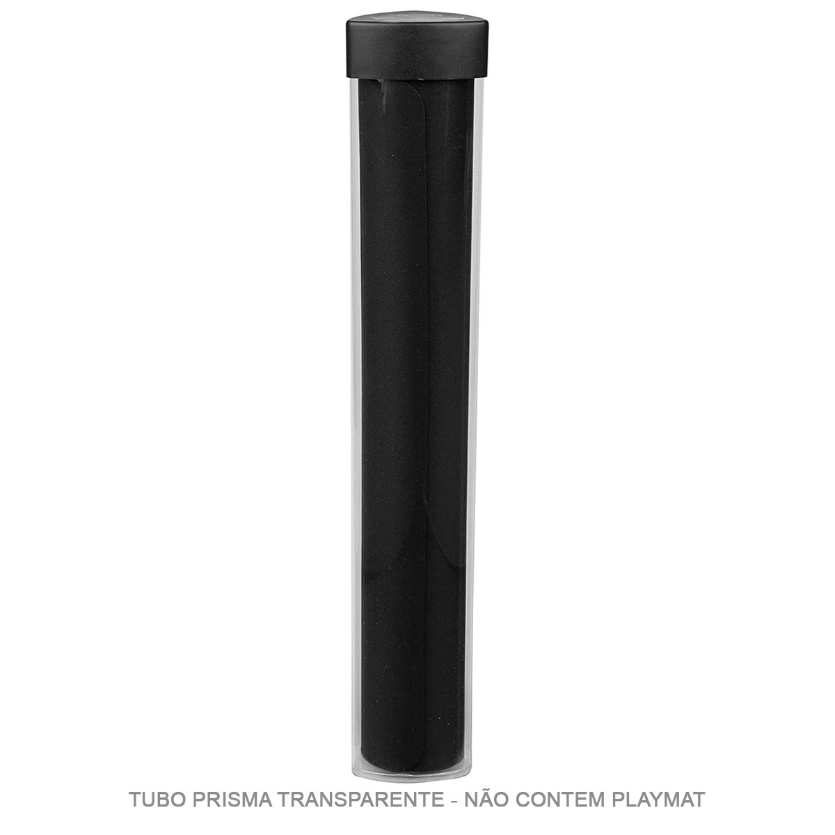 Tubo Prisma Para Playmat Transparente Central