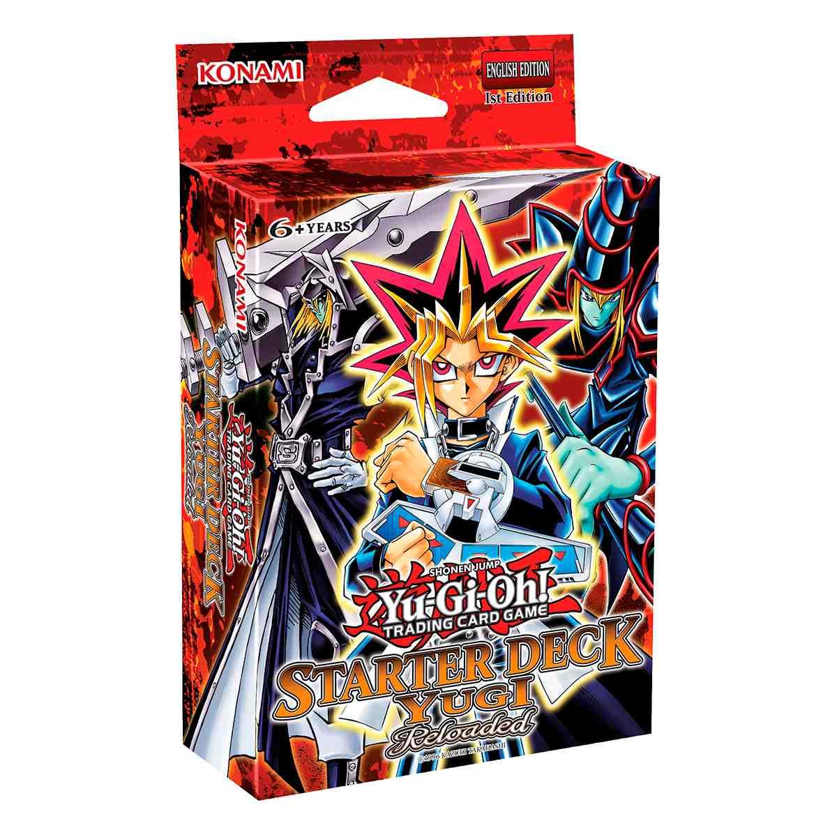 Yugi Collector Box Yugioh Especial Inglês