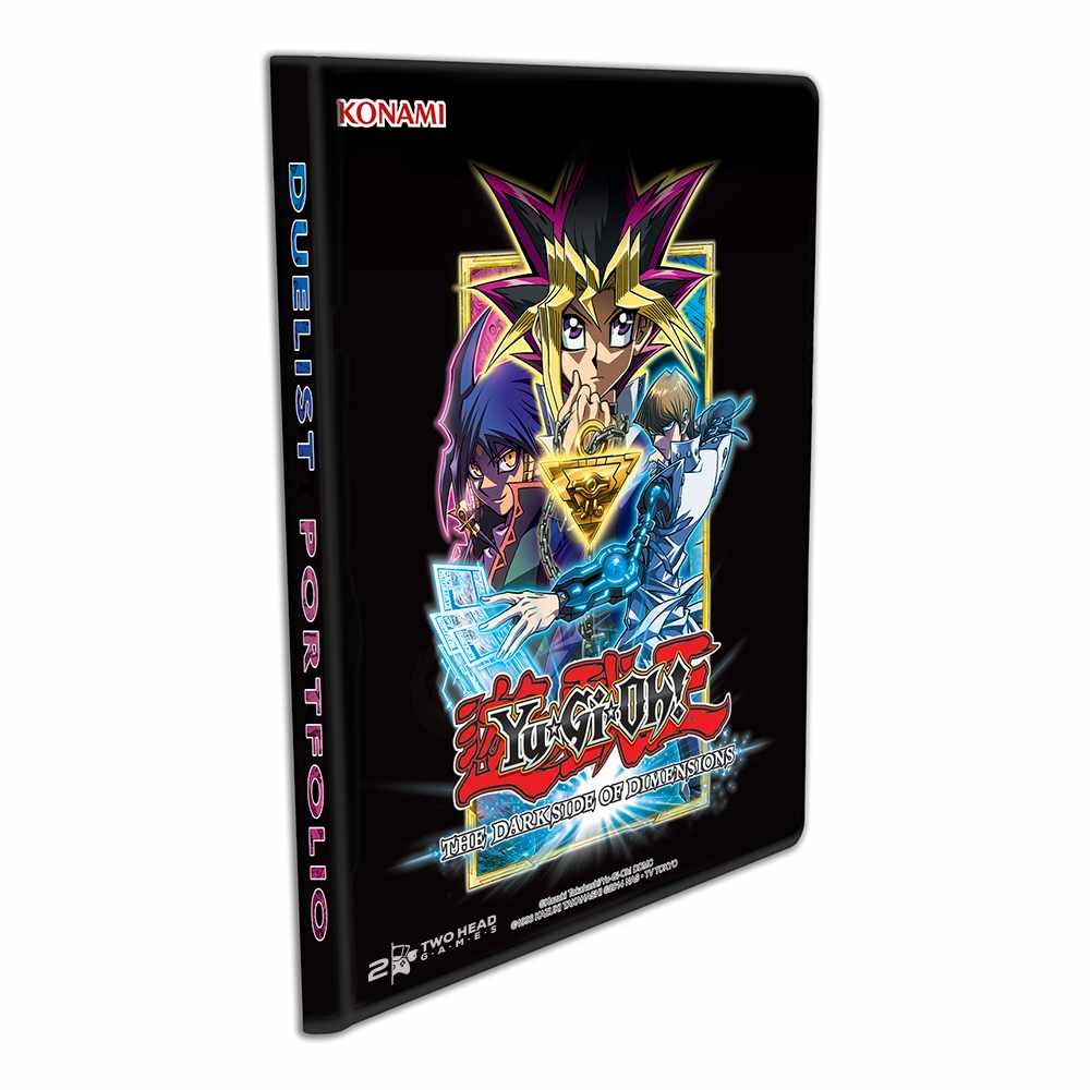 Yugioh Album The Dark Side of Dimensions 9 Pocket Portfolio