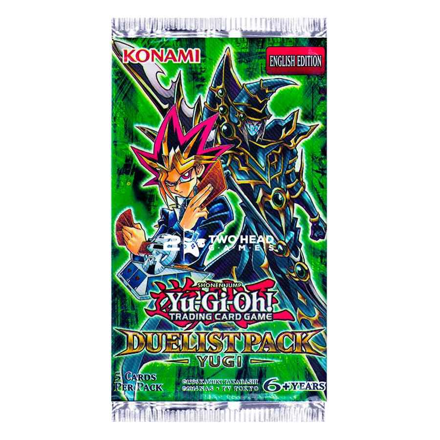 Yugioh Booster Duelist Pack Yugi