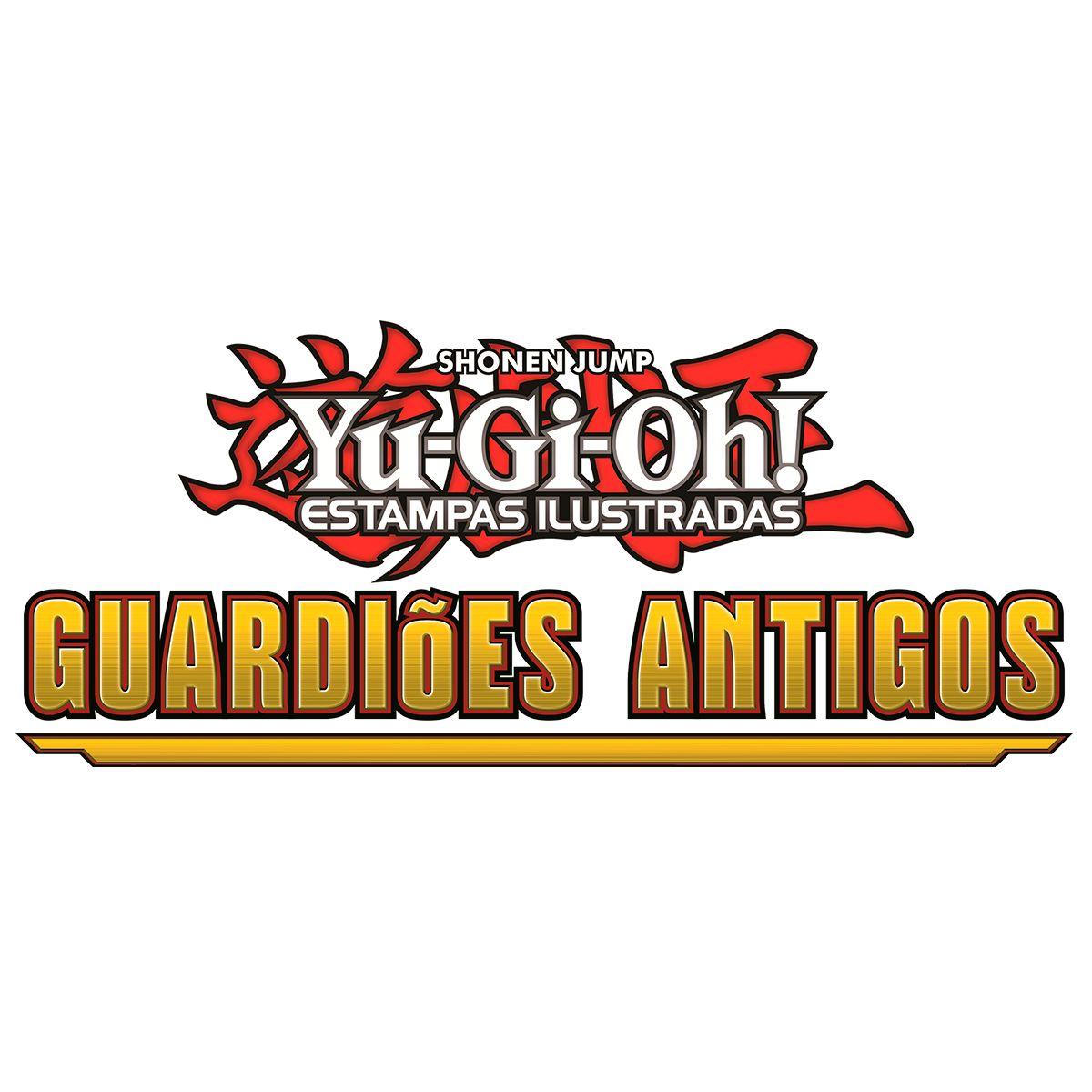 Yugioh Booster Guardiões Antigos - Ancient Guardians