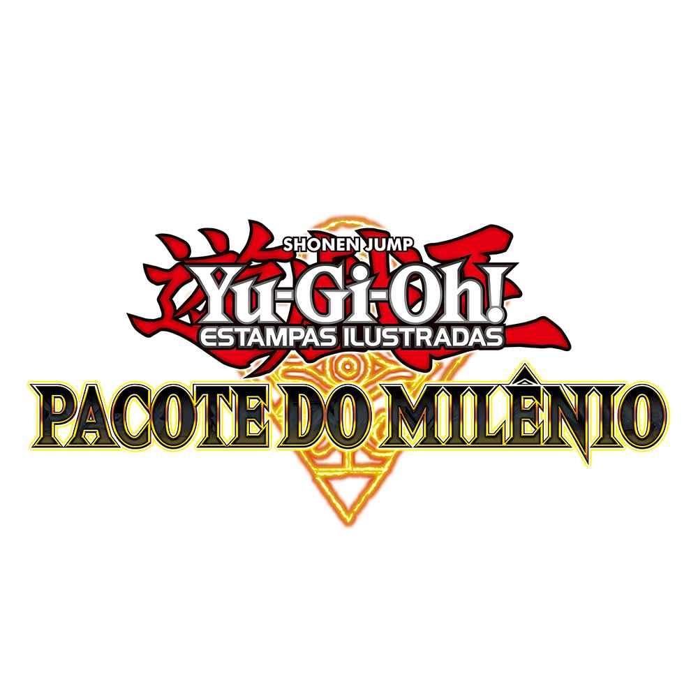 Yugioh Booster Pacote do Milenio - Millennium Pack