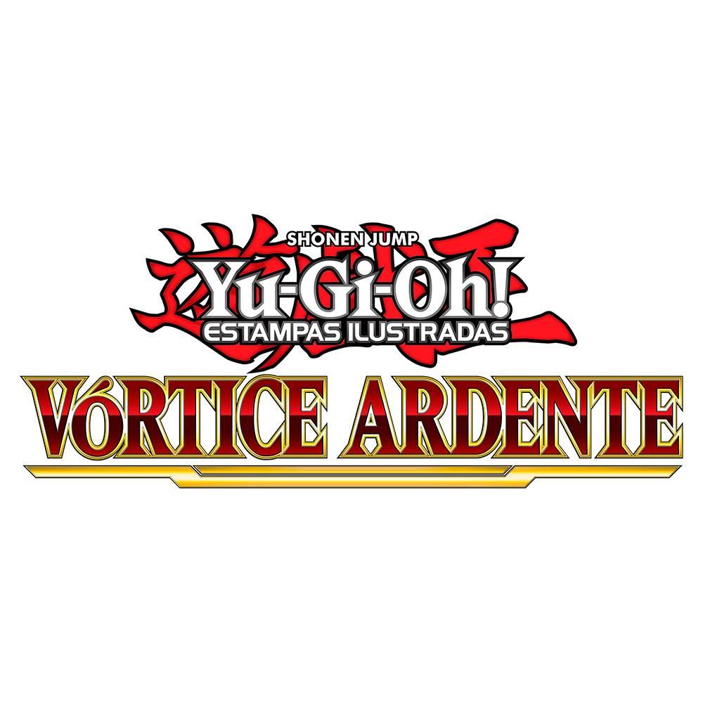 Yugioh Booster Vórtice Ardente - Blazing Vortex