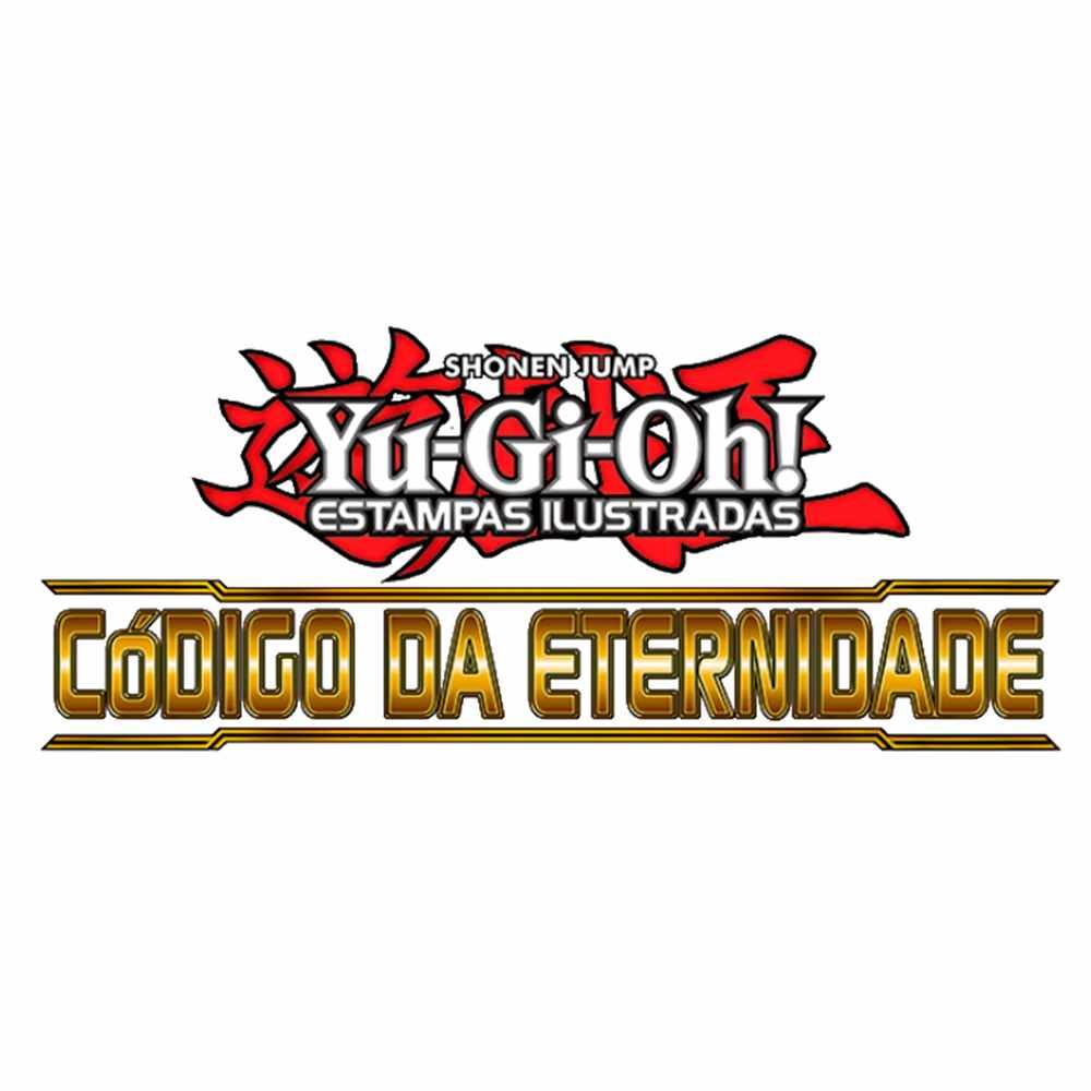 Yugioh Box Booster Codigo da Eternidade - Eternity Code