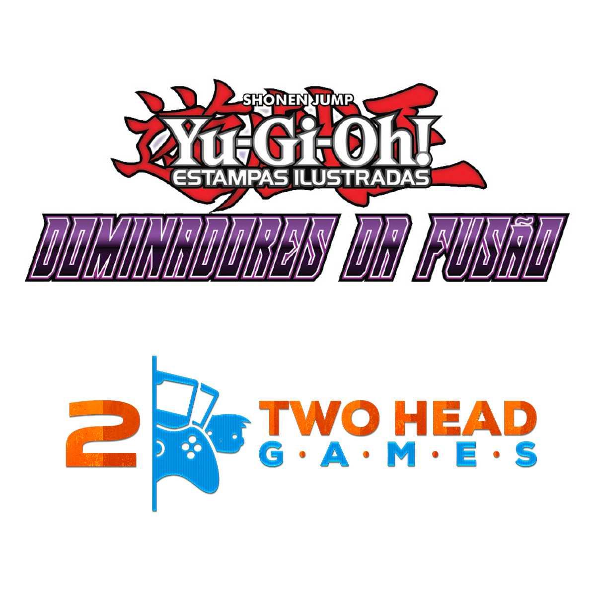 Yugioh Box Booster Dominadores de Fusão
