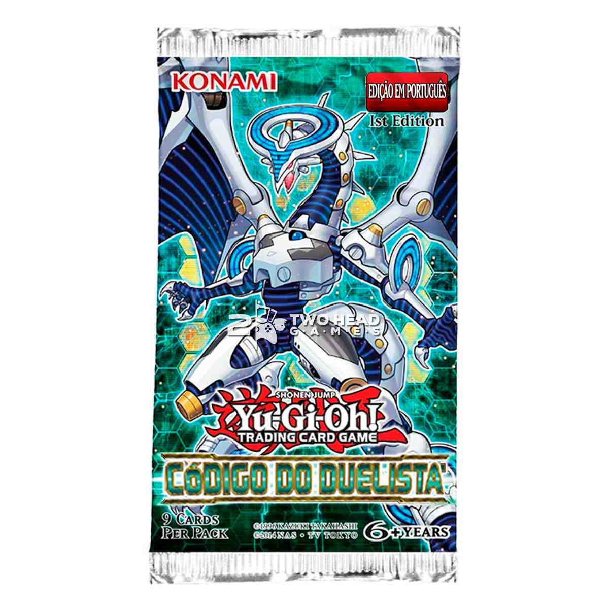 Yugioh Box Código do Duelista 24 Booster