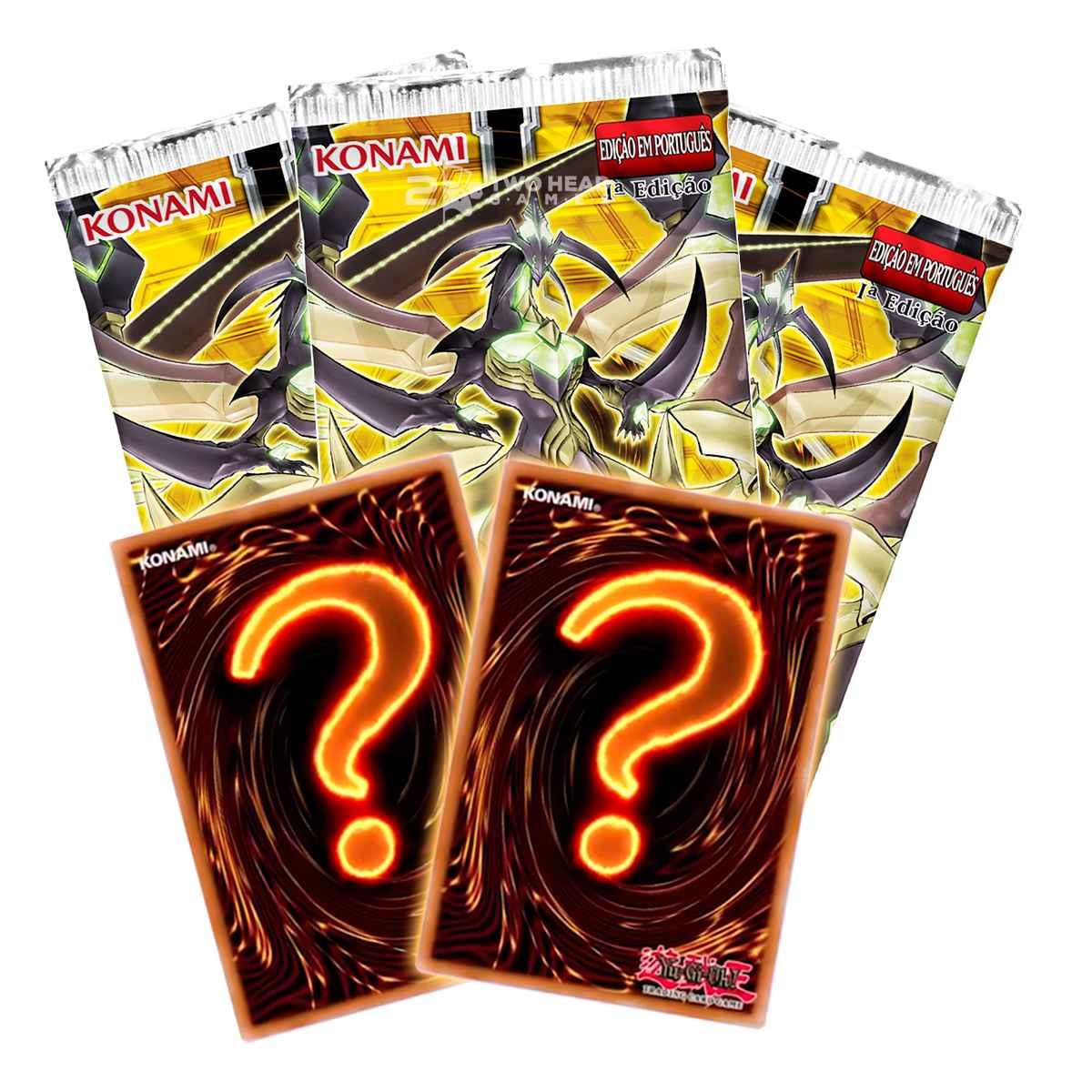 Yugioh Box Crise Máxima Edição Especial Booster