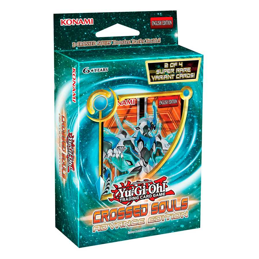 Yugioh Crossed Souls Advance Edition