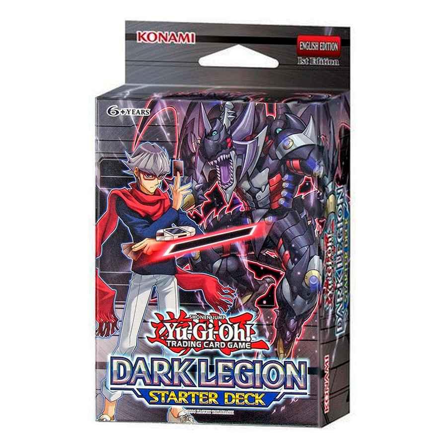 Yugioh Deck Starter Dark Legion Declan