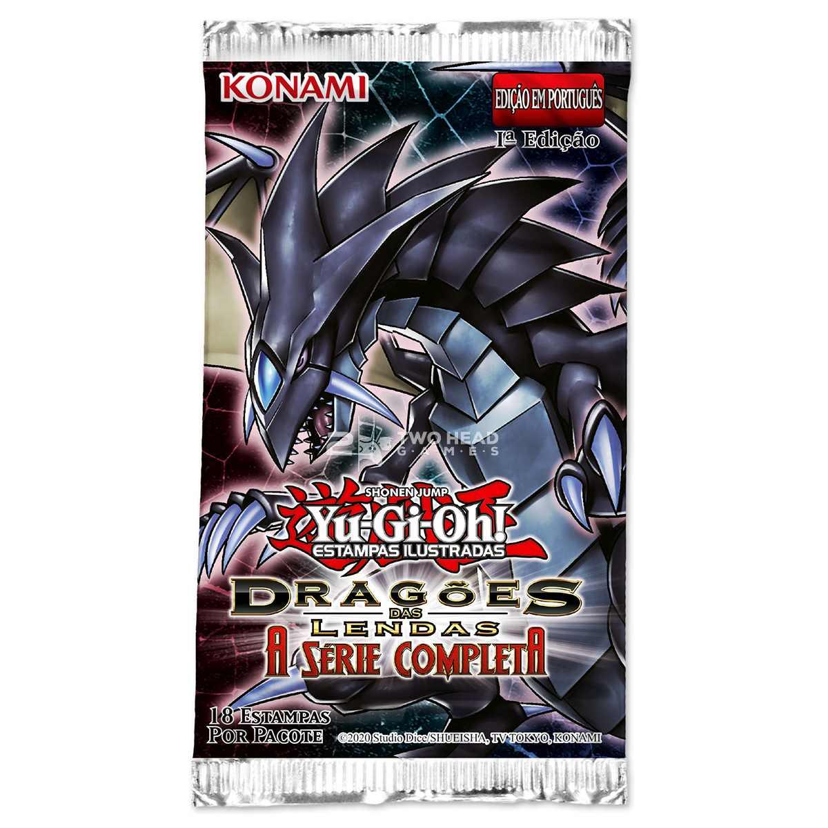 Yugioh Dragões das Lendas: A série completa Edição Especial