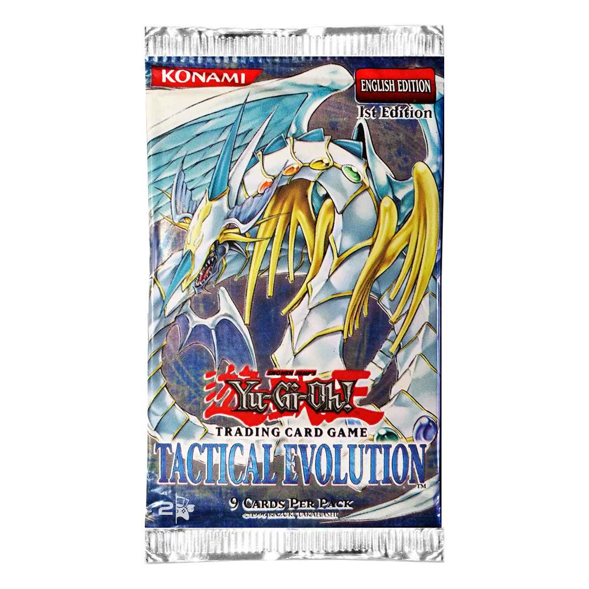 Yugioh GX Tactical Evolution Booster Inglês