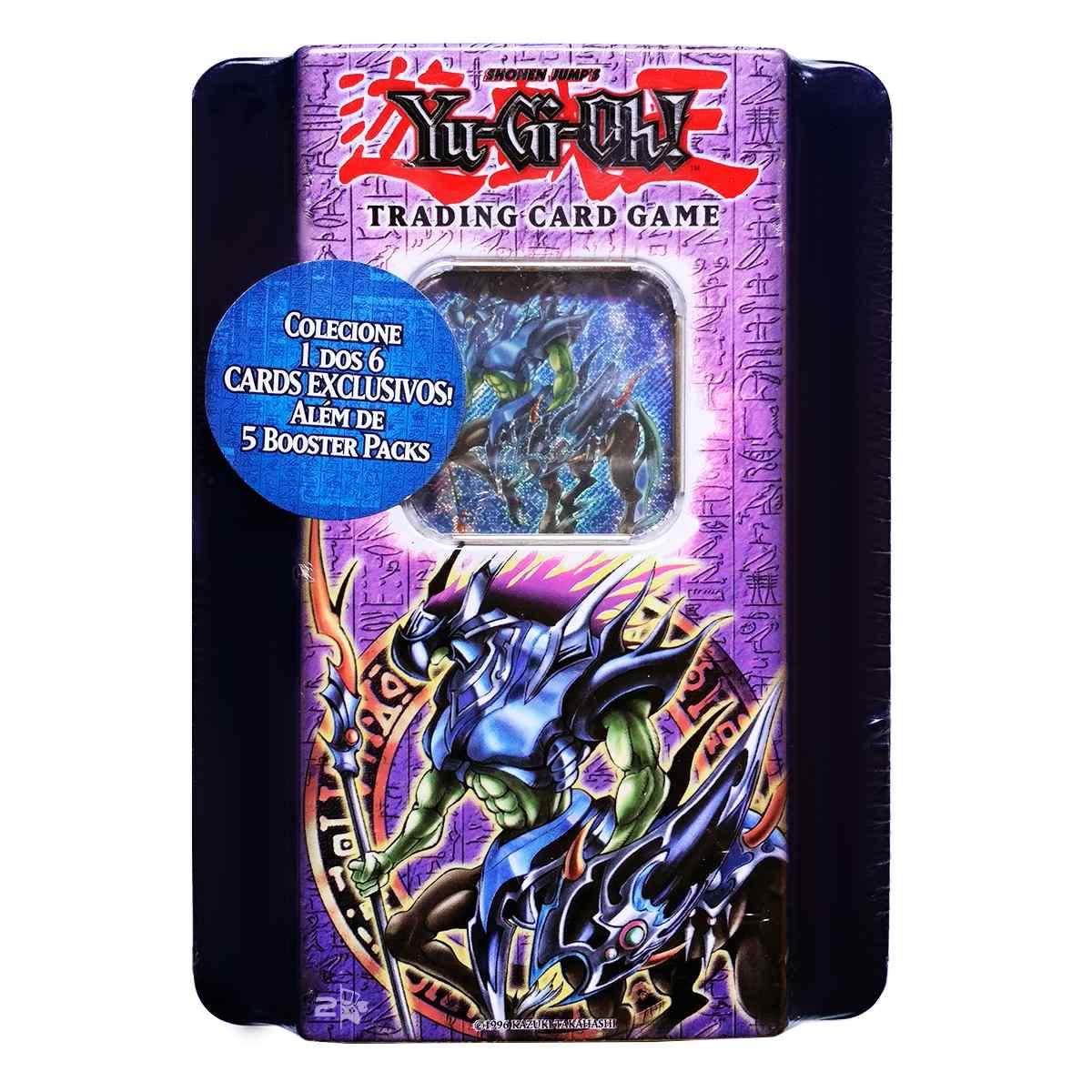 Yugioh Lata Tin 2005 Universo Exarion