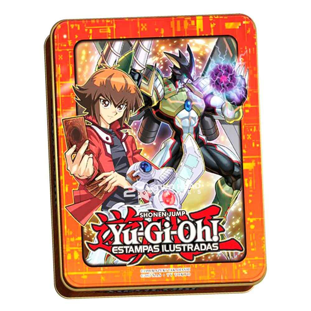 Yugioh Mega Lata 2018 Jaden Yuki Gx