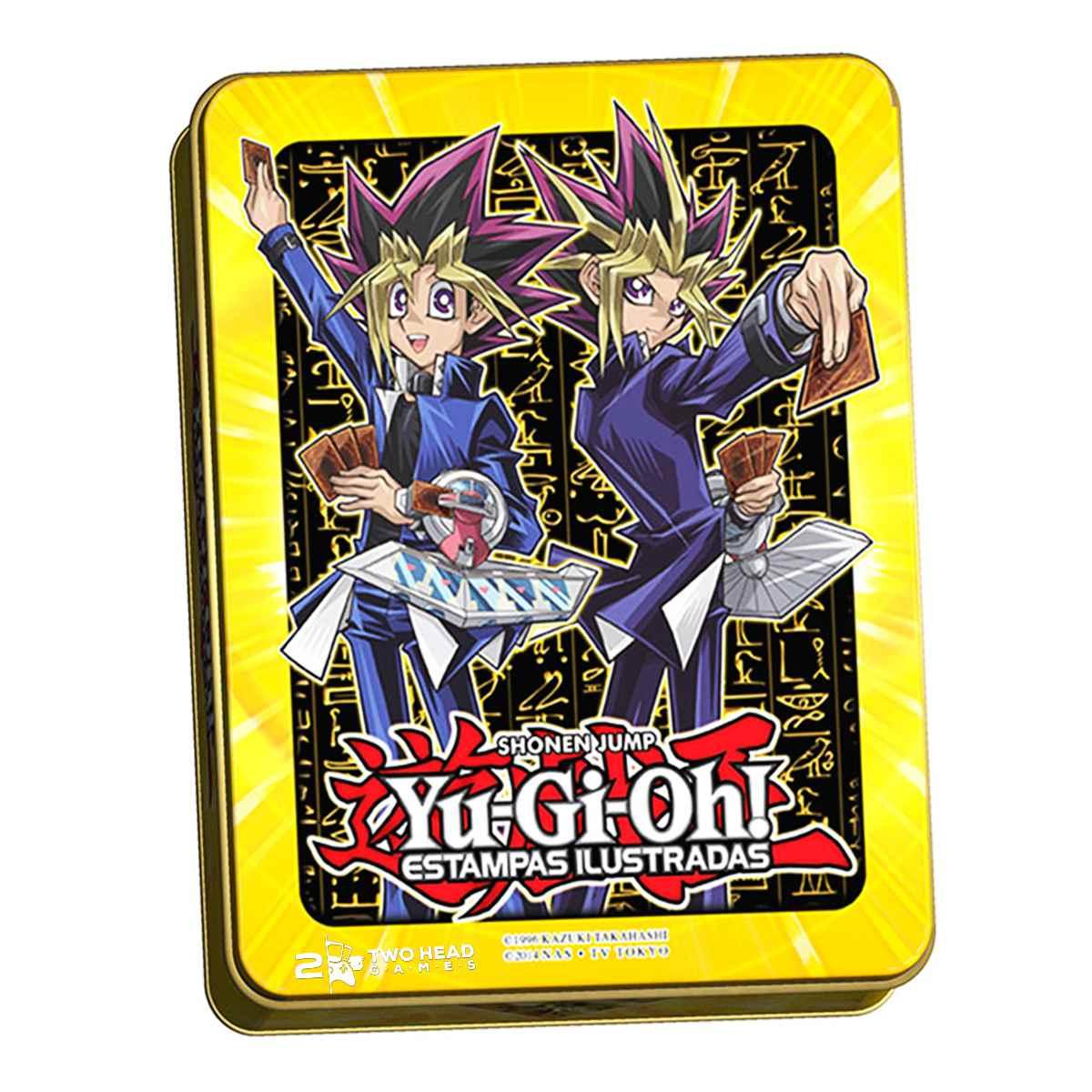 Yugioh Mega Lata Yugi 2017 Mago Negro