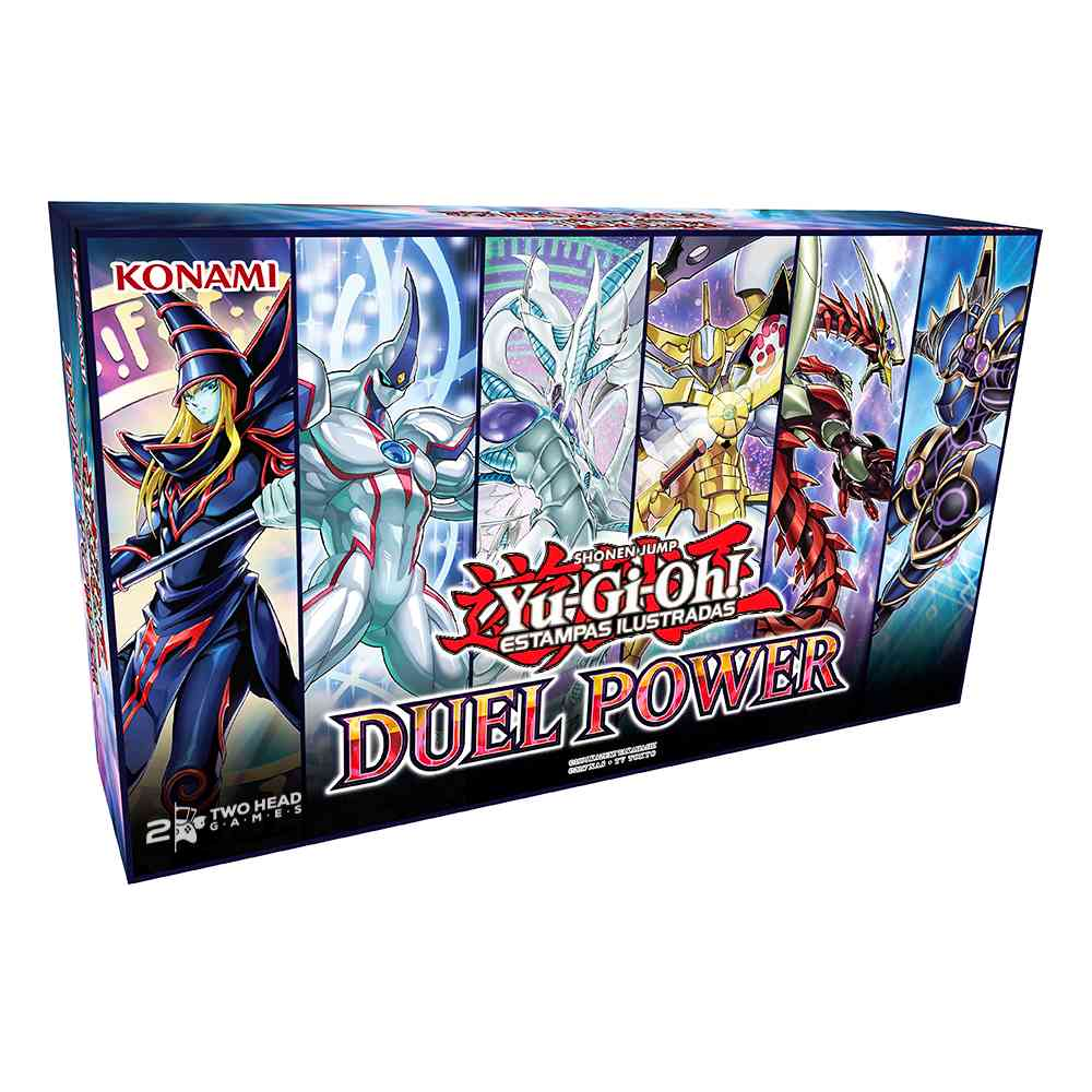 Yugioh O Poder do Duelo - Duel Power Box