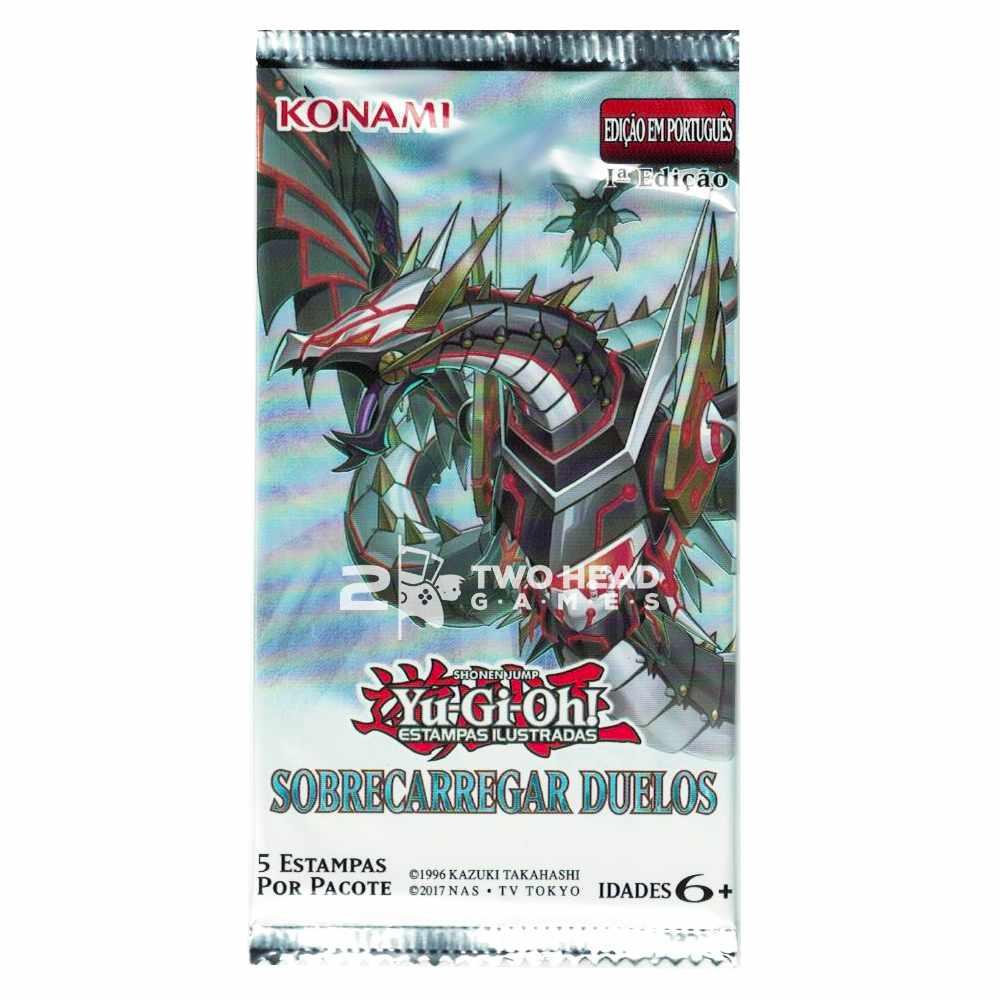 Yugioh Sobrecarregar Duelos - Duel Overload Edição Especial