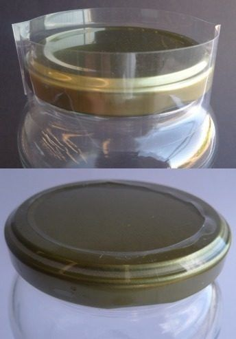 Lacres Termoencolhivel 74 Mm - Kit 200 Unidades