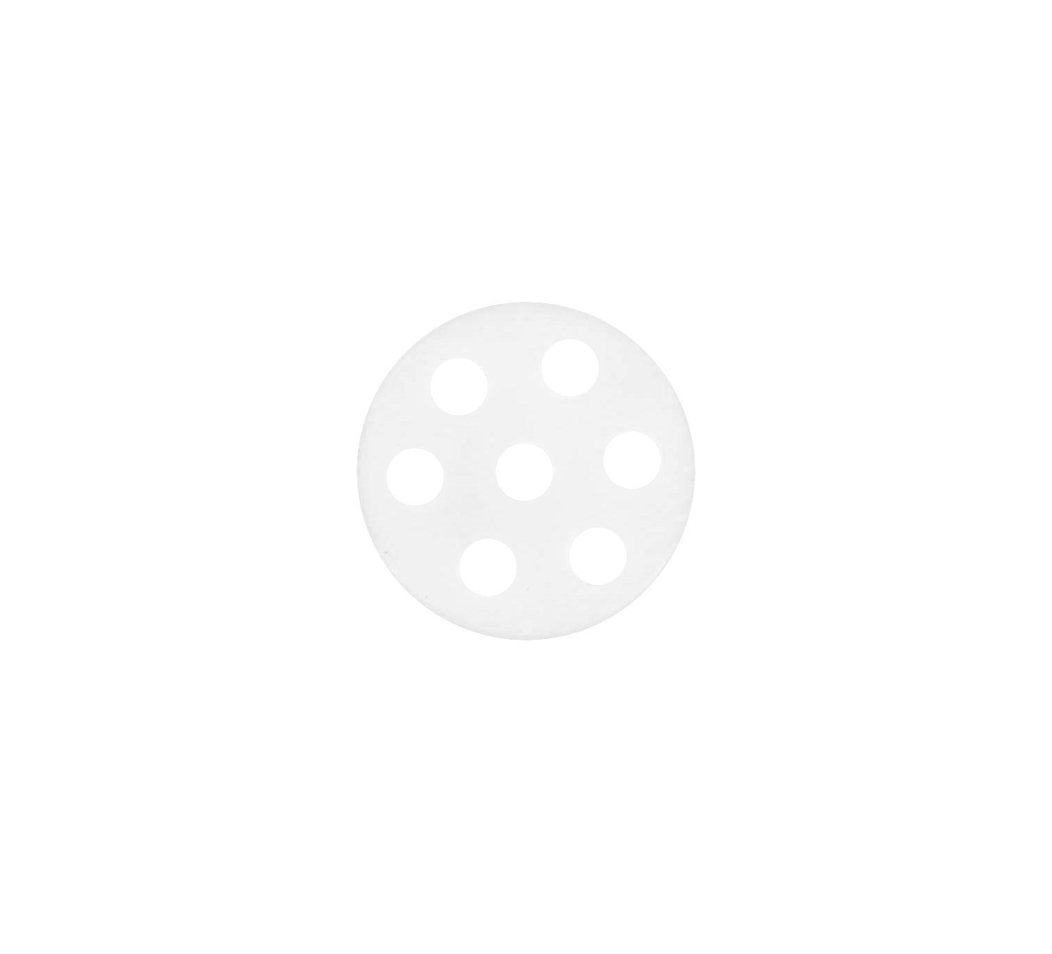 POTES DE VIDRO DE 100ML PARA TEMPEROS E CONDIMENTOS COM TAMPA E BATOQUE – KIT COM 10 UNIDADES