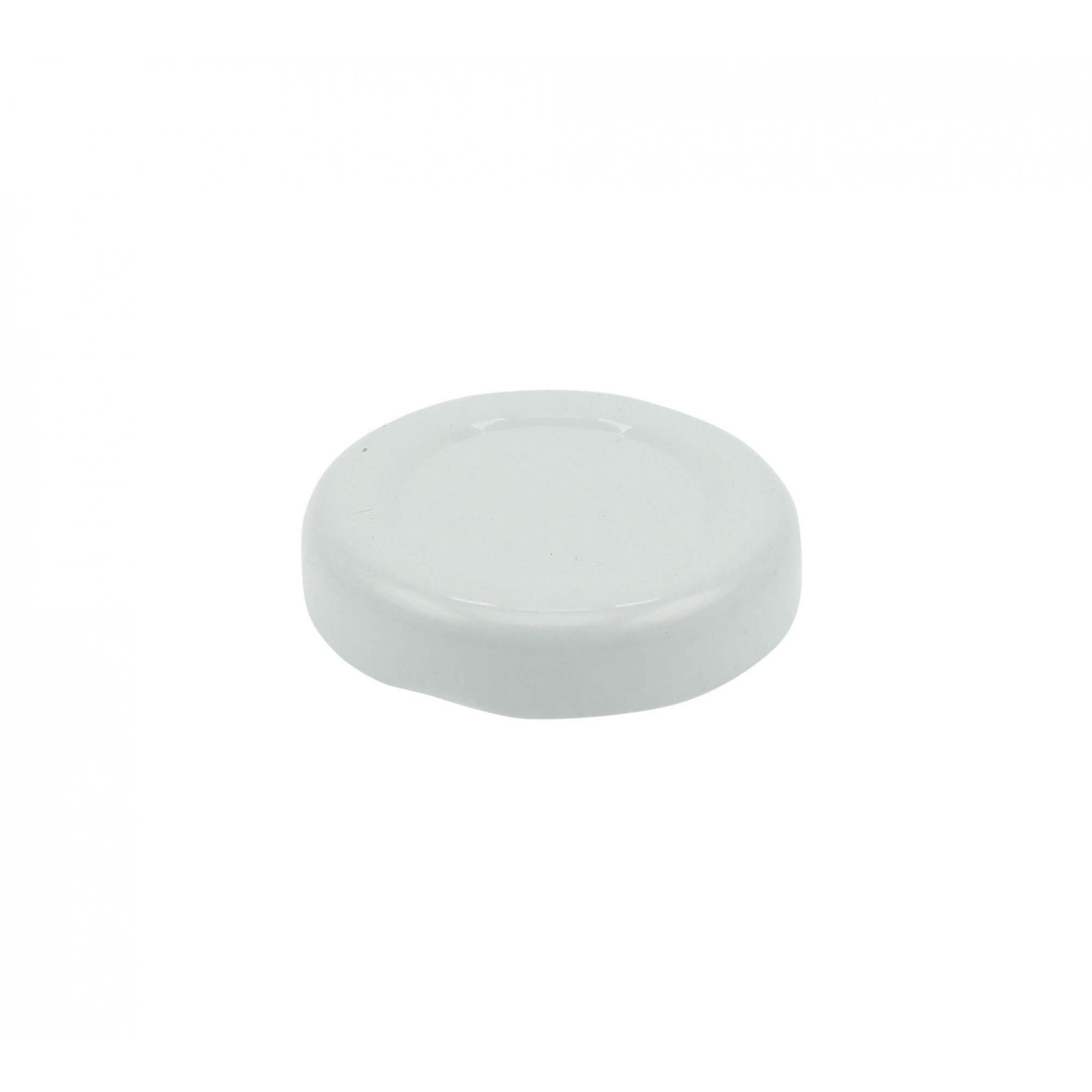 Pote de Vidro Redondo 40ml (Geleinha) - Caixa com 50 unidades