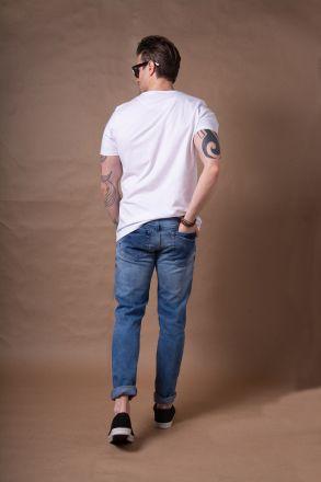 Calça Jeans Claro Verão