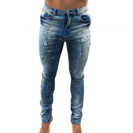 Calça Jeans Respingo