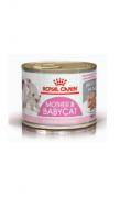 Lata Royal Canin Mother & Babycat - Gatos (mãe e/ou filhotes) - 195 gramas