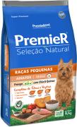 Premier Seleção Natural  Frango Korin com Chia e Quinoa - Raças Pequenas