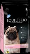 Ração Equilíbrio Raças Pequenas Sensitive - Adultos Sensíveis/Exigentes 7,5 kg