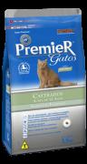 Ração Premier Gatos Castrados acima de 12 anos - Frango - 1,5 kg
