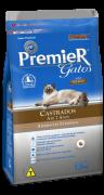 Ração Premier Gatos Castrados até 7 anos - Salmão