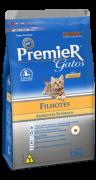 Ração Premier Gatos Filhotes Ambientes Internos 7,5 kg