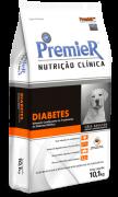 Ração Premier Nutrição Clínica Diabetes Cães Médio e Grande Porte - 10,1 kg