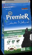Ração Premier Seleção Natural Cães Adultos Raças Pequenas Sabor Frango