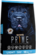 Ração Special Dog Prime Light - 15 kg