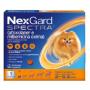 Antipulgas cães Nexgard Spectra -  Solução completa: pulgas, carrapatos, ácaro e vermes intestinais