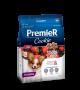 Biscoito Premier Frutas Vermelhas Cães Filhotes - 250 g + validade 26/10