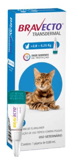 Antipulgas Bravecto - Gatos