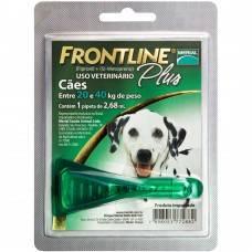 Antipulgas Frontline Plus Cães 20 à 40Kg
