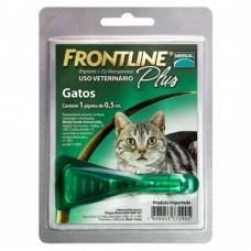 Antipulgas Frontline Plus Gatos